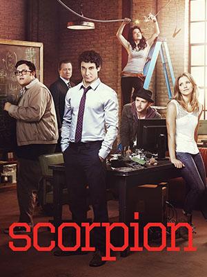 Thiên Tài Lập Dị: Bọ Cạp Phần 2 Scorpion Season 2.Diễn Viên: Elyes Gabel,Katharine Mcphee,Eddie Kaye Thomas