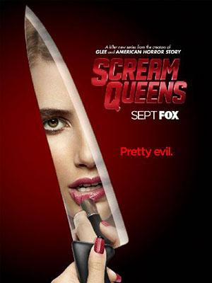Sát Nhân Trường Học Phần 1 Scream Queens Season 1.Diễn Viên: Emma Roberts,Skyler Samuels,Lea Michele