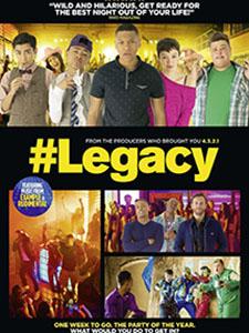 Trả Đũa Legacy.Diễn Viên: Franz Drameh,Amy Tyger,Mckell David