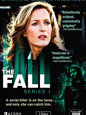Sự Sa Ngã Phần 1 The Fall Season 1.Diễn Viên: Gillian Anderson,Jamie Dornan,John Lynch