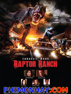 Nông Trại Khủng Long - Raptor Ranch