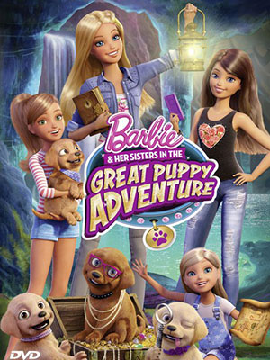 Cuộc Phiêu Lưu Tuyệt Vời Của Barbie Và Những Chú Cún Barbie & Her Sisters In The Great Puppy Adventure.Diễn Viên: Kirk Barker,Stefan Butler,Adrian Bouchet