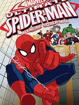 Siêu Nhện Phi Thường Phần 3 Ultimate Spider Man Season 3.Diễn Viên: Will Arnett,Amy Sedaris,Alison Brie
