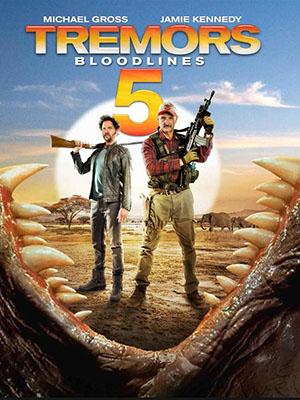 Rồng Đất 5: Huyết Thống Tremors 5: Bloodlines.Diễn Viên: Michael Gross,Jamie Kennedy,Ernest Ndhlovu