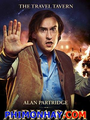 Dj Nổi Loạn - Alan Partridge Alpha Papa