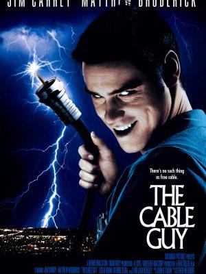 Người Mắc Cáp The Cable Guy.Diễn Viên: Jim Carrey,Matthew Broderick,Leslie Mann