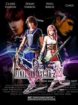 Final Fantasy 13 Movie - Final Fantasy Xiii 2 Movie