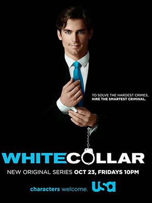 Cổ Cồn Trắng Phần 1 - White Collar Season 1
