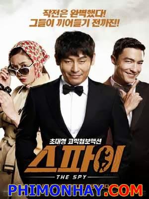 Điệp Viên Sợ Vợ The Spy: Undercover Operation.Diễn Viên: Moon So Ri,Daniel Henney,Sol Kyung,Gu