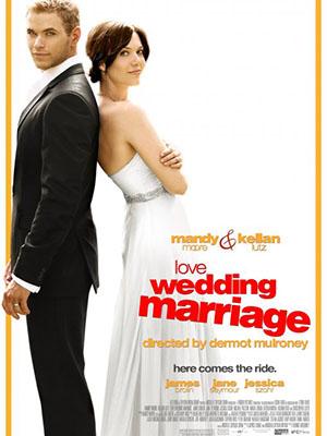 Tình Yêu, Đám Cưới, Hôn Nhân Love, Wedding, Marriage.Diễn Viên: Mandy Moore,Kellan Lutz,James Brolin