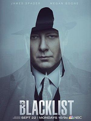 Danh Sách Đen Phần 3 The Blacklist Season 3.Diễn Viên: James Spader,Megan Boone,Diego Klattenhoff