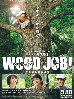 Cuộc Sống Đơn Giản Ở Kamusari - Wood Job!