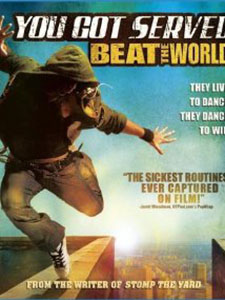 Quán Quân Sàn Nhảy You Got Served: Beat The World.Diễn Viên: Tyrone Brown,Mishael Morgan,Nikki Grant