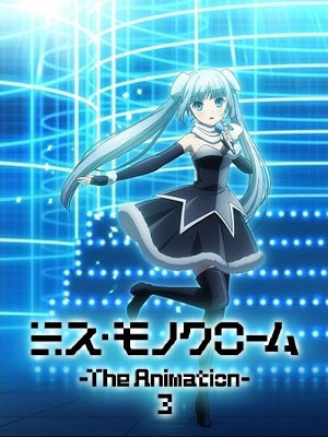 Miss Monochrome Ss3 The Animation 3