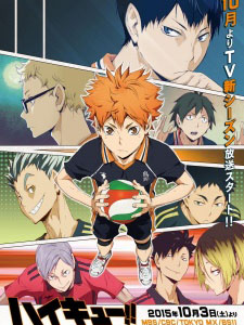 High Kyuu!! Ss2 Haikyuu!! Second Season.Diễn Viên: Chris Geere,Aya Cash,Desmin Borges