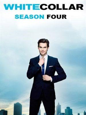 Cổ Cồn Trắng Phần 4 - White Collar Season 4
