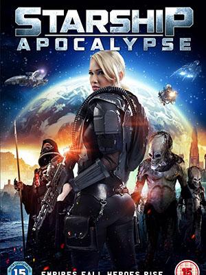 Ngày Tận Thế Starship: Apocalypse.Diễn Viên: Darren Jacobs,Emii,Brooke Lewis