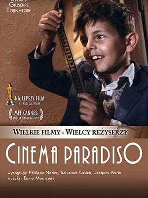 Rạp Chiếu Phim Thiên Đường - Cinema Paradiso