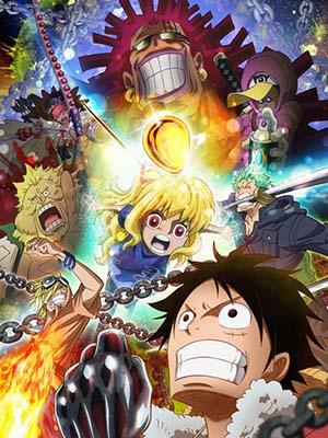Vua Hải Tặc: Trái Tim Vàng One Piece: Heart Of Gold.Diễn Viên: James Spader,Megan Boone,Diego Klattenhoff