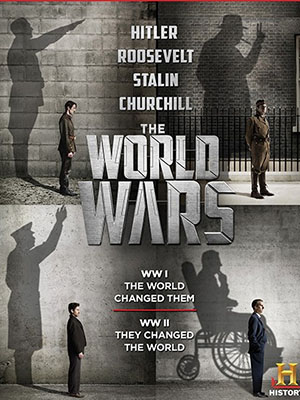 Trial By Fire The World Wars Part 1.Diễn Viên: Michael Almy,Judd Bankert,James William Barker