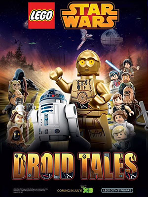 Lego Star Wars Droid Tales Season 1.Diễn Viên: Anthony Daniels,Michael Donovan,Tom Kane