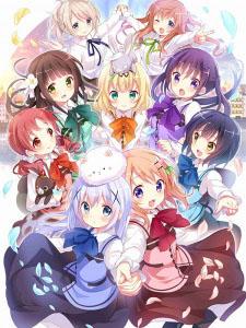Gochuumon Wa Usagi Desu Ka? 2 Is The Order A Rabbit?? Gochiusa 2