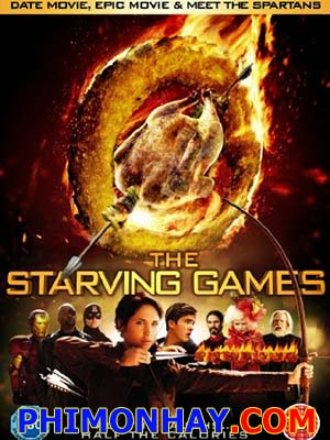 Trò Chơi Chết Đói The Starving Games.Diễn Viên: Maiara Walsh,Brant Daugherty,Cody Christian