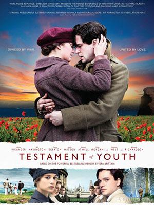 Khát Vọng Tuổi Trẻ Testament Of Youth.Diễn Viên: Kalki Koechlin,Shiv Pandit,Gulshan Devaiah