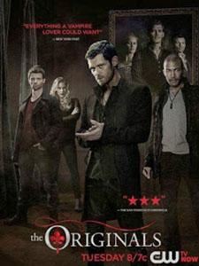 Những Ma Cà Rồng Nguyên Thủy Phần 3 Gia Đình Thủy Tổ: The Originals Season 3.Diễn Viên: Joseph Morgan,Daniel Gillies,Phoebe Tonkin