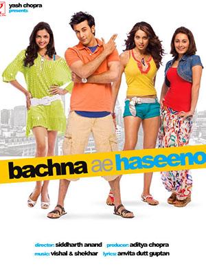 Tình Nào Tình Thật Bachna Ae Haseeno.Diễn Viên: Ranbir Kapoor,Bipasha Basu,Minissha Lamba,Deepika Padukone,Kunal Kapoor,Hiten Paintal