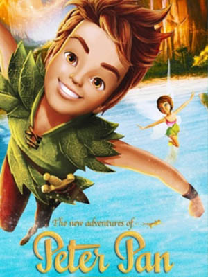 Cuộc Phiêu Lưu Của Peter Pan - Dqes Peter Pan: The New Adventures