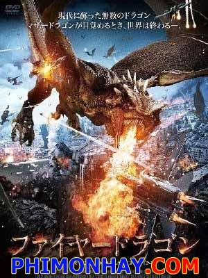 Cuộc Chiến Rồng Bay - Dracano