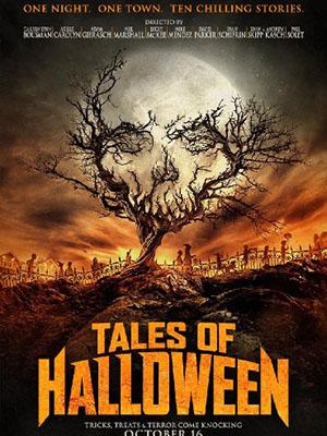 Sử Thi Về Halloween Tales Of Halloween.Diễn Viên: Lin Shaye,Ben Woolf,Booboo Stewart