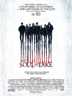 Kẻ Cướp Linh Hồn My Soul To Take.Diễn Viên: Nick Lashaway,Max Thieriot,Denzel Whitaker,Zena Grey,Dennis Boutsikaris,Jessica Hecht,Frank