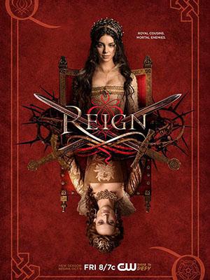 Bí Mật Vương Triều Phần 3 Reign Season 3.Diễn Viên: Laurie Mccarthy,Stephanie Sengupta