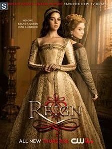 Bí Mât Vương Triều Phần 1 Reign Season 1.Diễn Viên: Toby Regbo,Torrance Coombs,Jenessa Grant