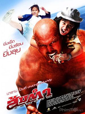 Tay Quyền Thái Bự Con Muay Thai Giant: Tiểu Quỷ Somtum.Diễn Viên: John Wayne,Lauren Bacall,Ron Howard,James Stewart,Richard Boone,Hugh Obrian
