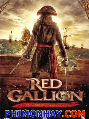 Huyền Thoại Cướp Biển - Red Gallion Chưa Sub (2013)