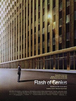 Khoảnh Khắc Thiên Tài Flash Of Genius.Diễn Viên: Greg Kinnear,Lauren Graham,Alan Alda