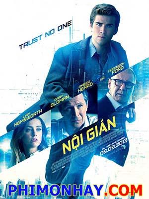Nội Gián Paranoia.Diễn Viên: Liam Hemsworth,Gary Oldman,Harrison Ford