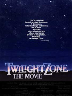 Điểm Thoái Trào Twilight Zone The Movie.Diễn Viên: Dan Aykroyd,Albert Brooks,Vic Morrow