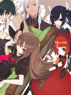 Ookami-San To Shichinin No Nakama-Tachi Okami-San And Her Seven Companions.Diễn Viên: Hana,Ame,Yuki,Ookami