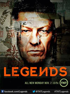 Legends Season 2 Nằm Vùng Phần 2.Diễn Viên: Sean Bean,Ali Larter,Morris Chestnut