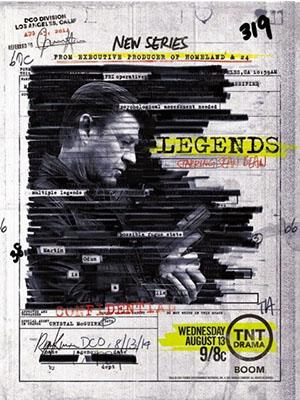 Legends Season 1 Nằm Vùng Phần 1.Diễn Viên: Sean Bean,Ali Larter,Tina Majorino