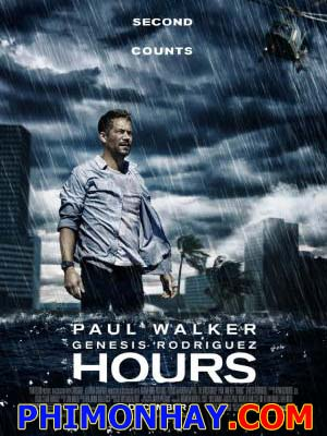 Thảm Họa Bão Katrina Hours.Diễn Viên: Genesis Rodriguez,Paul Walker,Nick Gomez