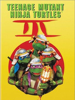 Ninja Rùa - Teenage Mutant Ninja Turtles Iii