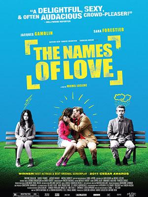 Nhân Danh Tình Yêu: Tên Gọi Của Tình Yêu The Names Of Love: Le Nom Des Gens.Diễn Viên: Sara Forestier,Jacques Gamblin,Zinedine Soualem