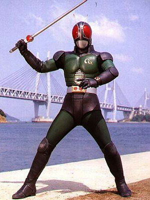 Kamen Rider Black Movie - Hurry To Onigashima