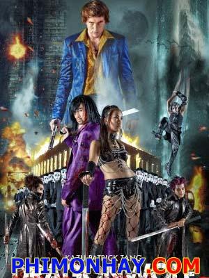 Mạng Đền Mạng Dragonwolf.Diễn Viên: Kazu Patrick Tang,Johan Kirsten,Macha Polivka