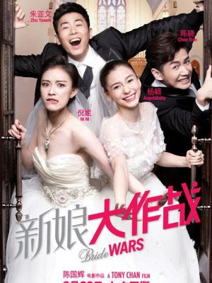 Đại Chiến Cô Dâu - Bride Wars Thuyết Minh (2015)